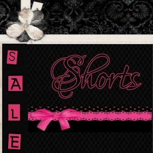 Shorts Sale !!